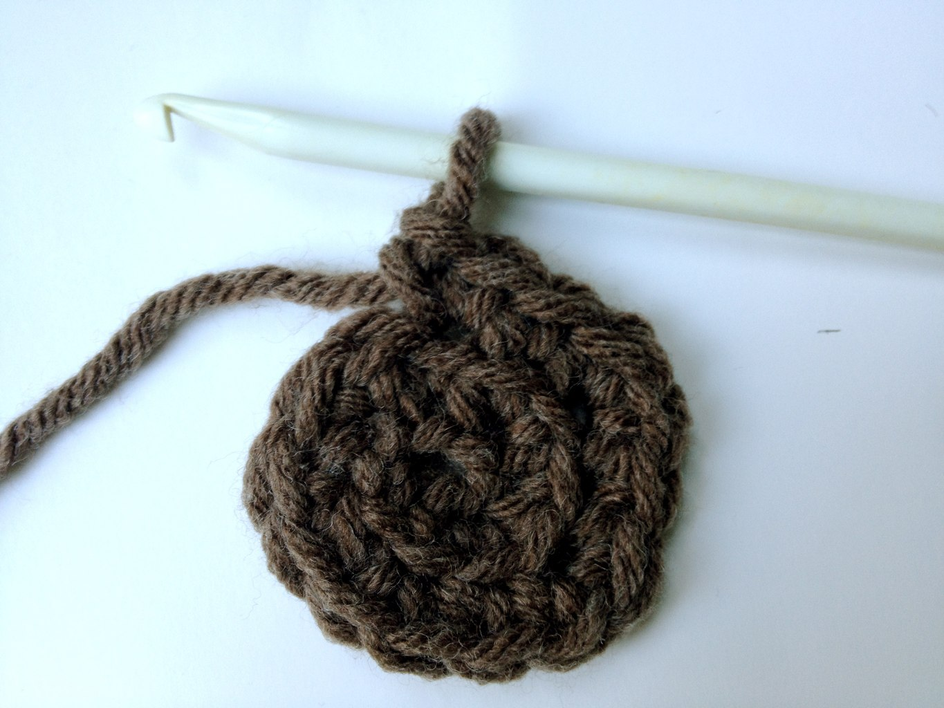Crocheting Circles - Friendly Nettle