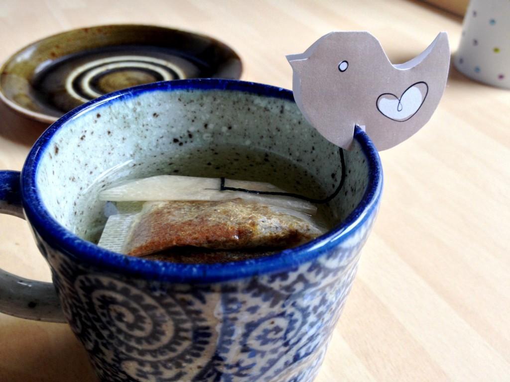 Bird tea