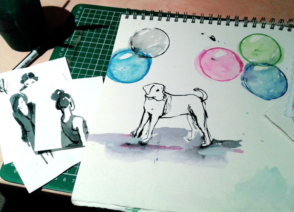 Vicki'e art*