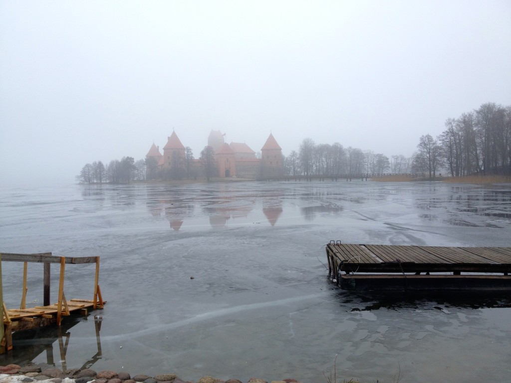 Misty Lithuania, Trakai