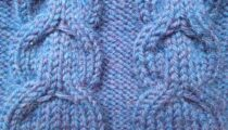 knitting cables: basics