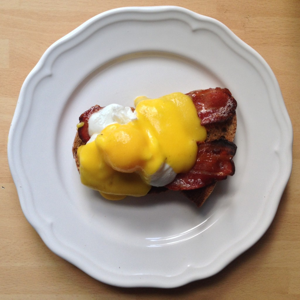 Egg Benedict 101