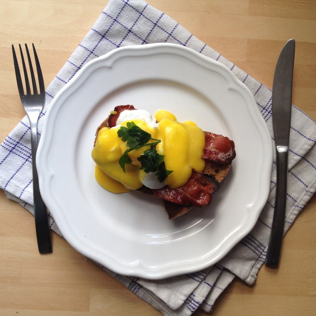 Eggs Benedict 101