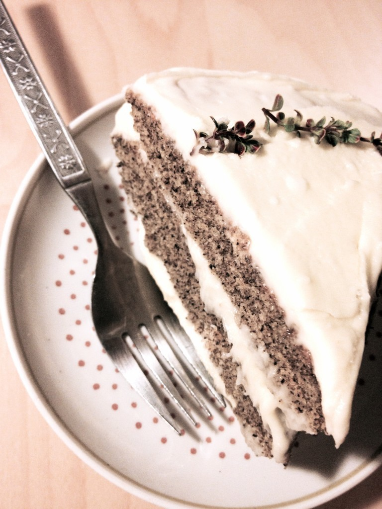 Earl Grey cake with Elderflower Buttercream recipie