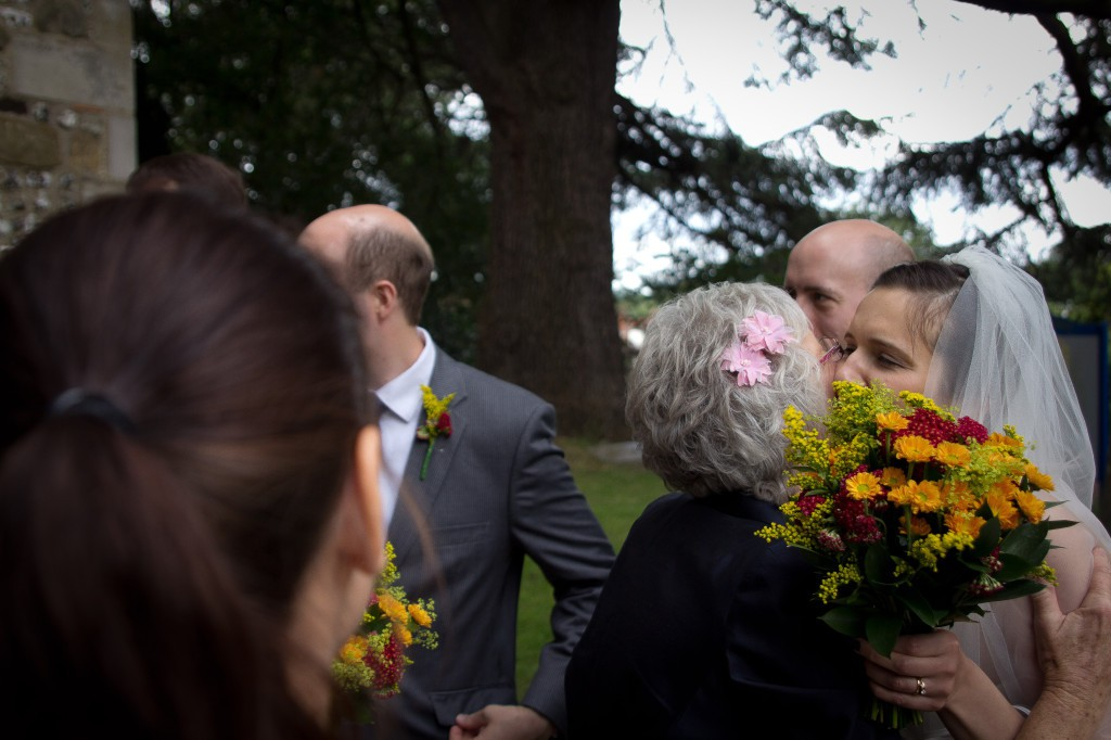 Our Marigold Wedding
