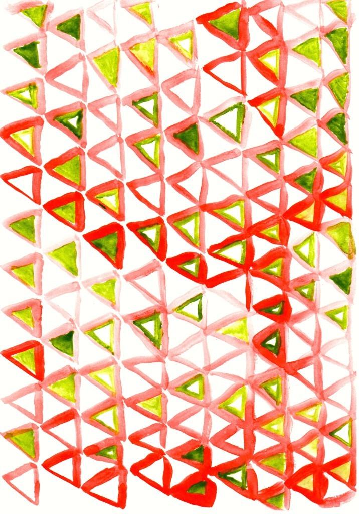 Free lovely pattern printouts