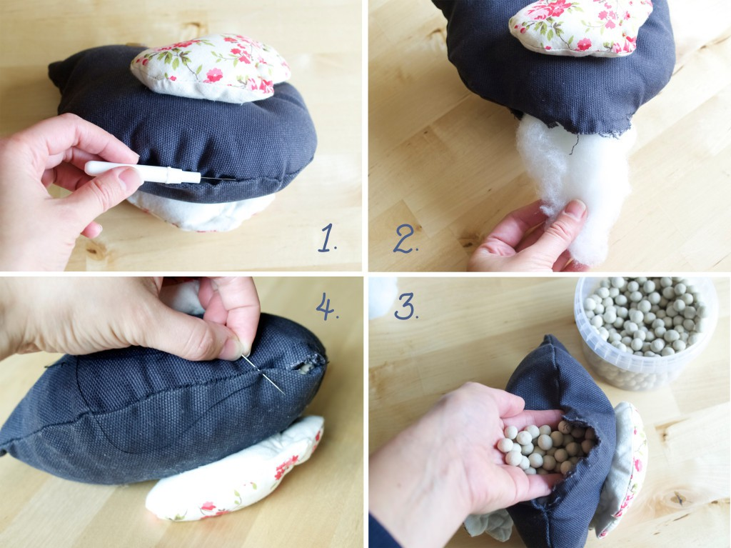 How To Transform A Stuffed Toy Into A Door Stop Friendly