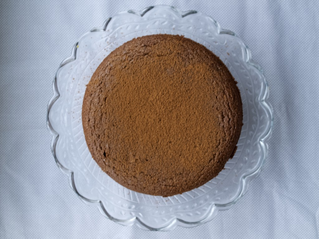 Guilt Free Chocolate Orange Cake recipe