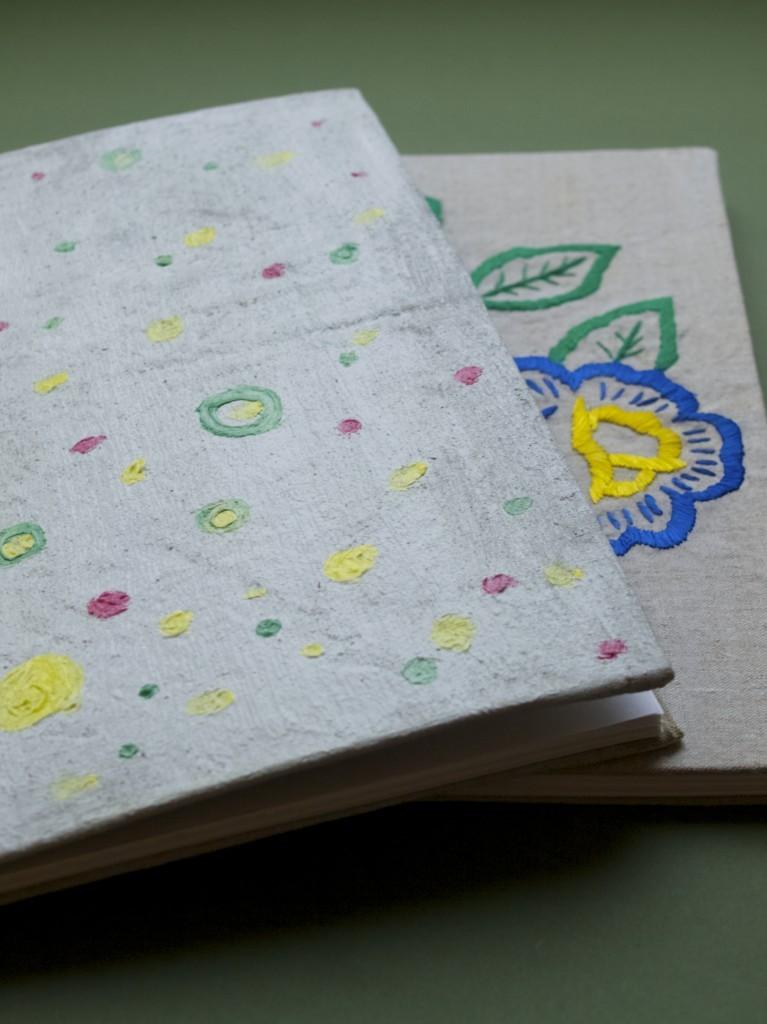 Learn to bind books