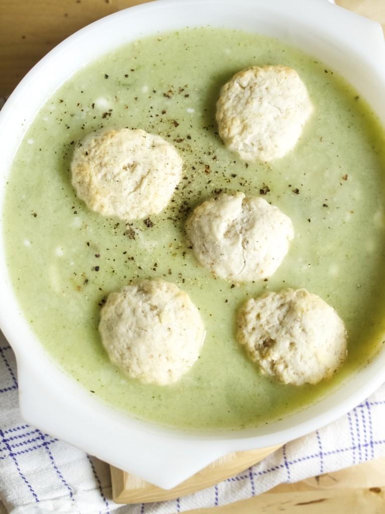 Biscuits or scones? Basic coconut oil scone recipe