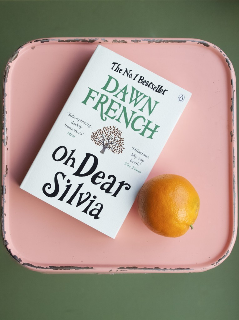 """Oh Dear Silvia"" Dawn French book review"
