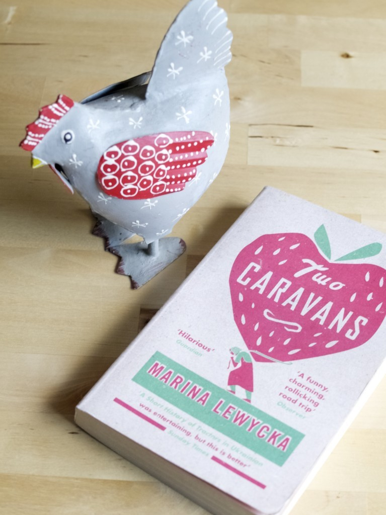 """Two Caravans"" book review"