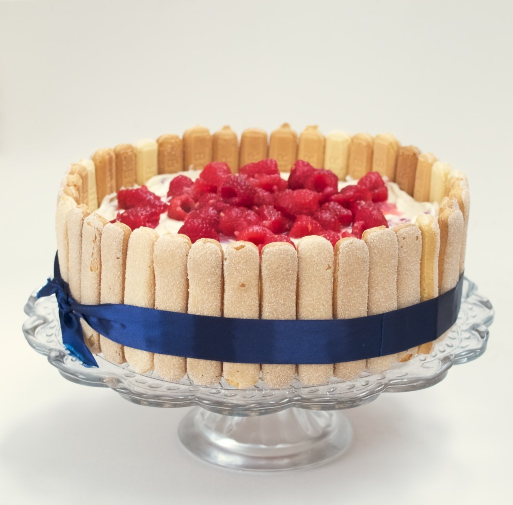 Trifle cake, perfect summer occasion cake!