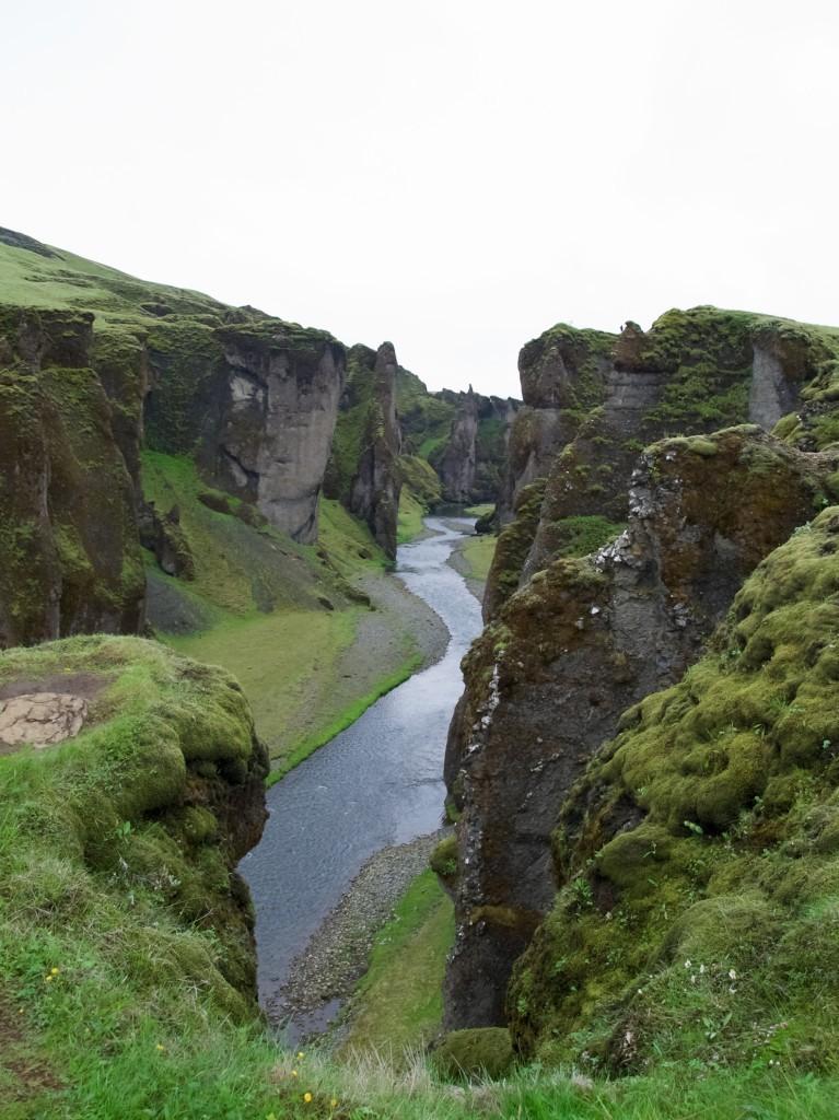 Icelandic scenary