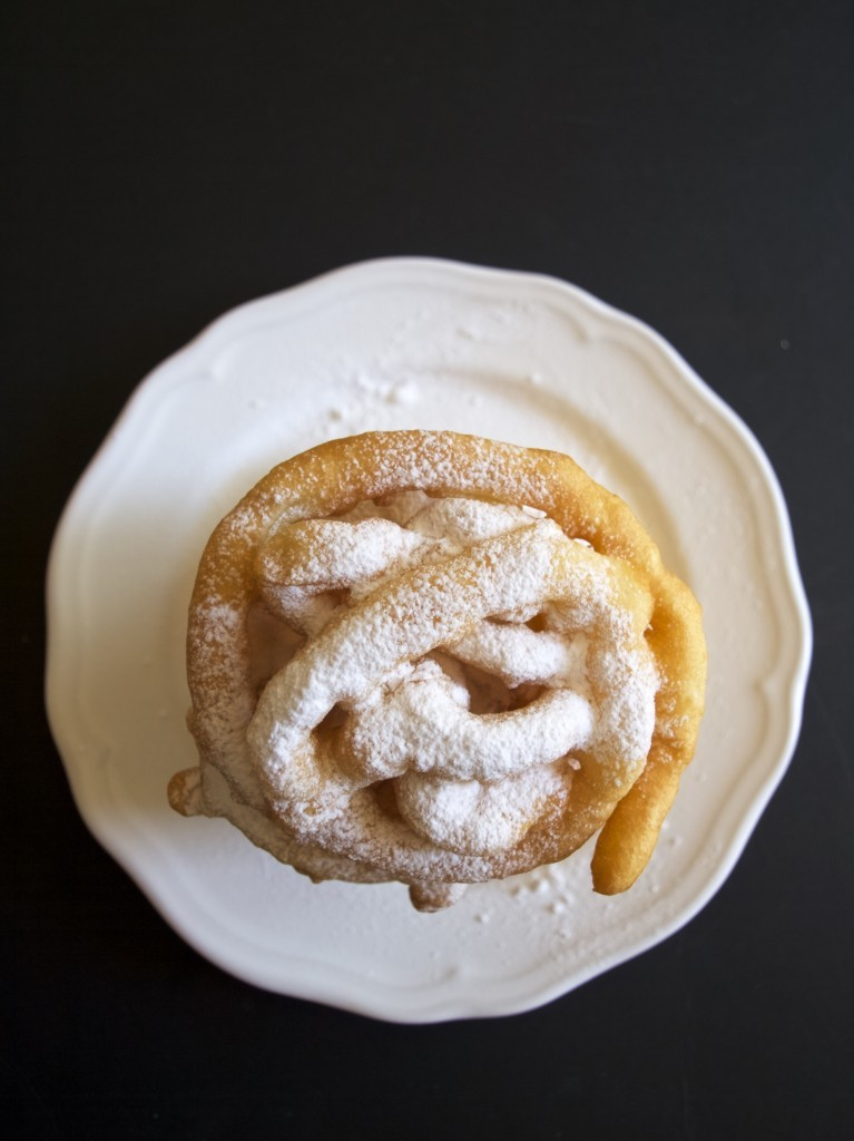 Basic funnel cake recipe