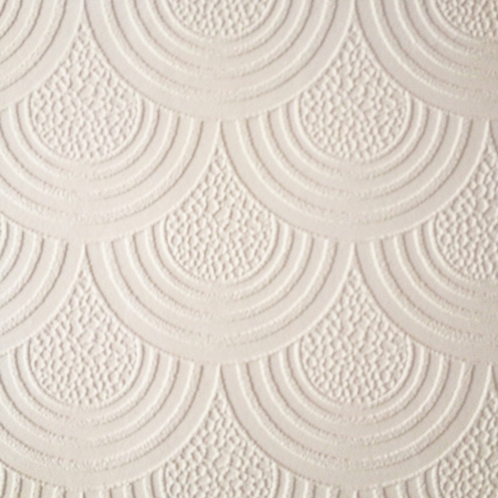 Textured ceiling wallpaper