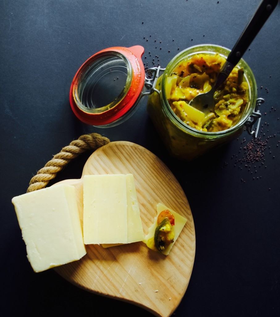 My piccalilli recipe