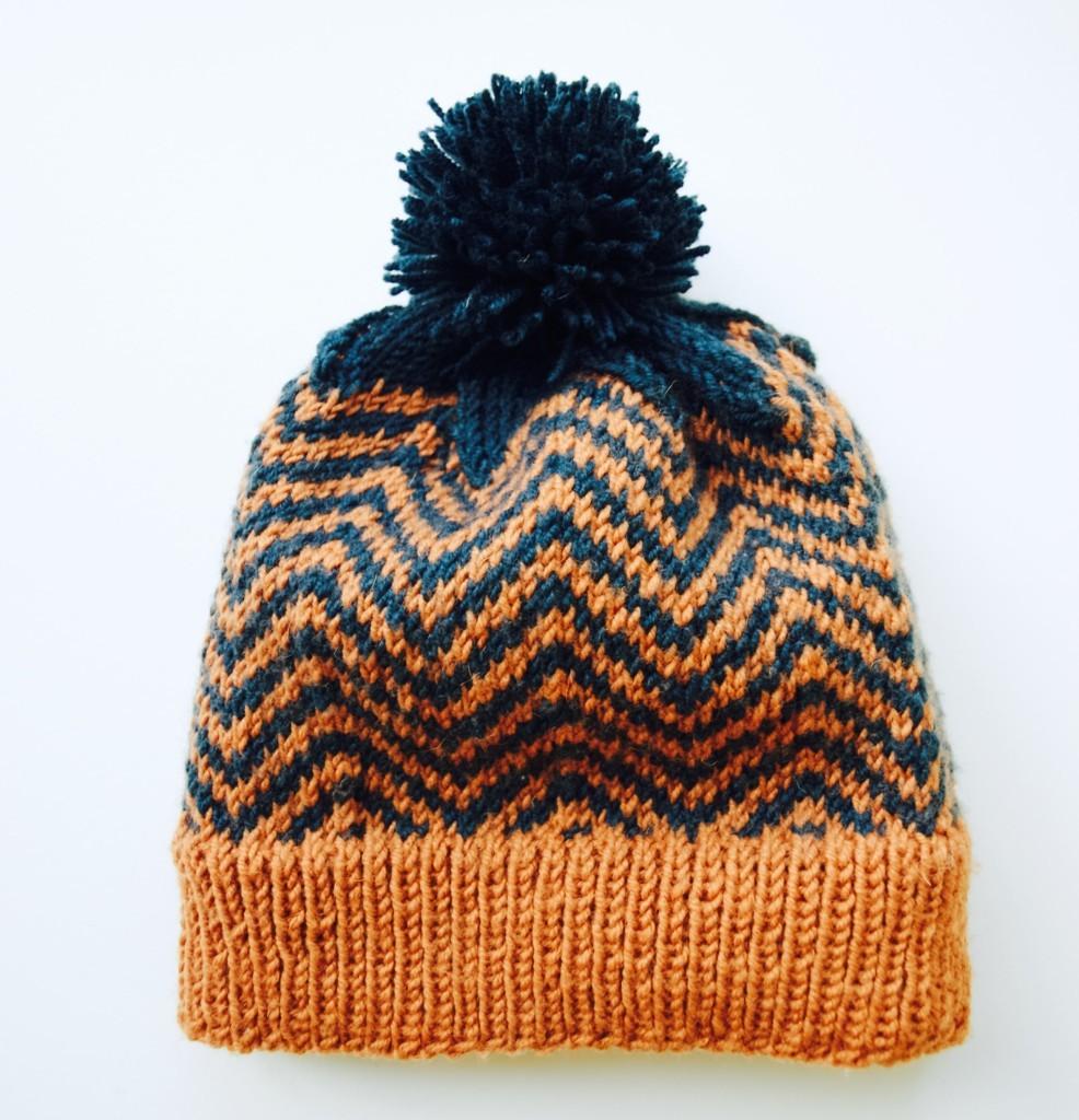 Kids hat pattern included