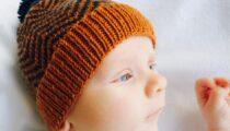 Baby Chevron Hat