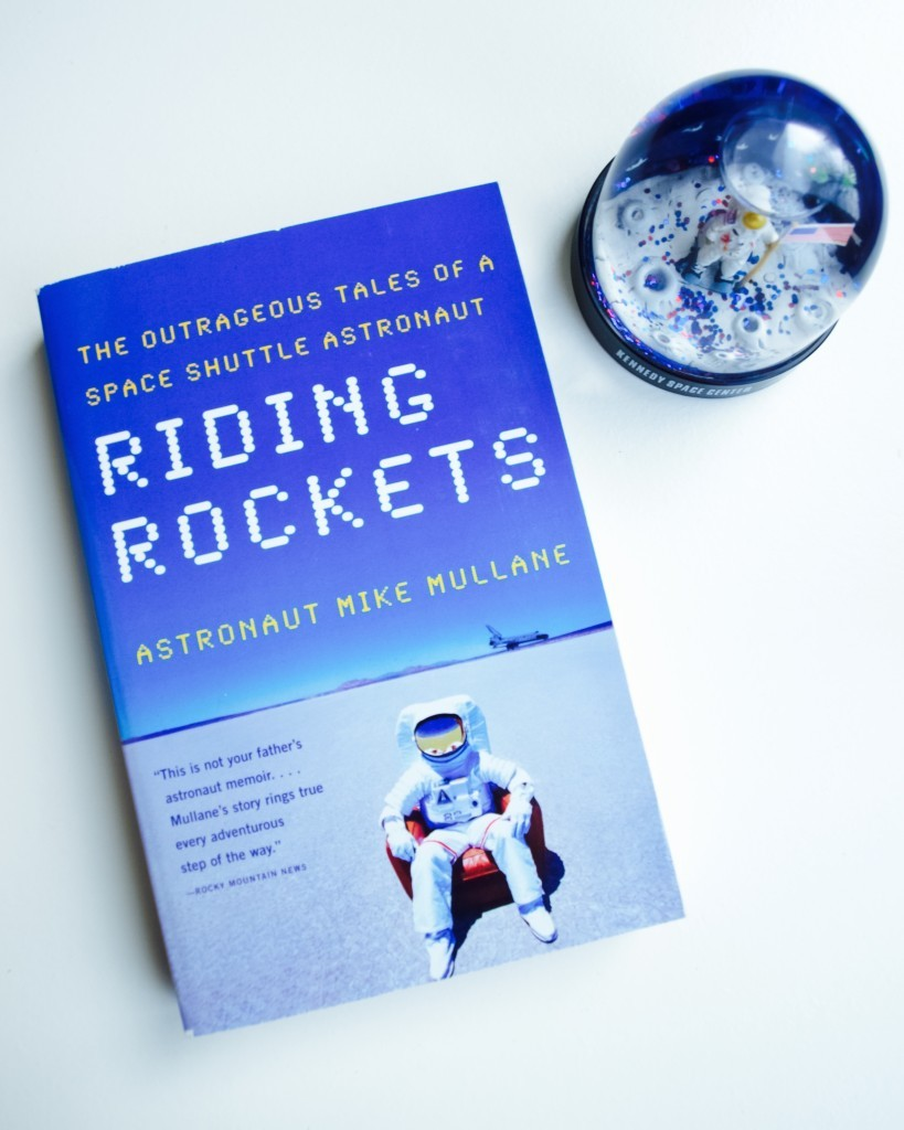 Year two with books (my goals): Riding Rockets