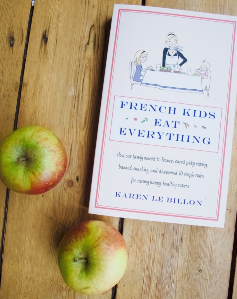 Year two with books (my goals): French Kids Eat Everything