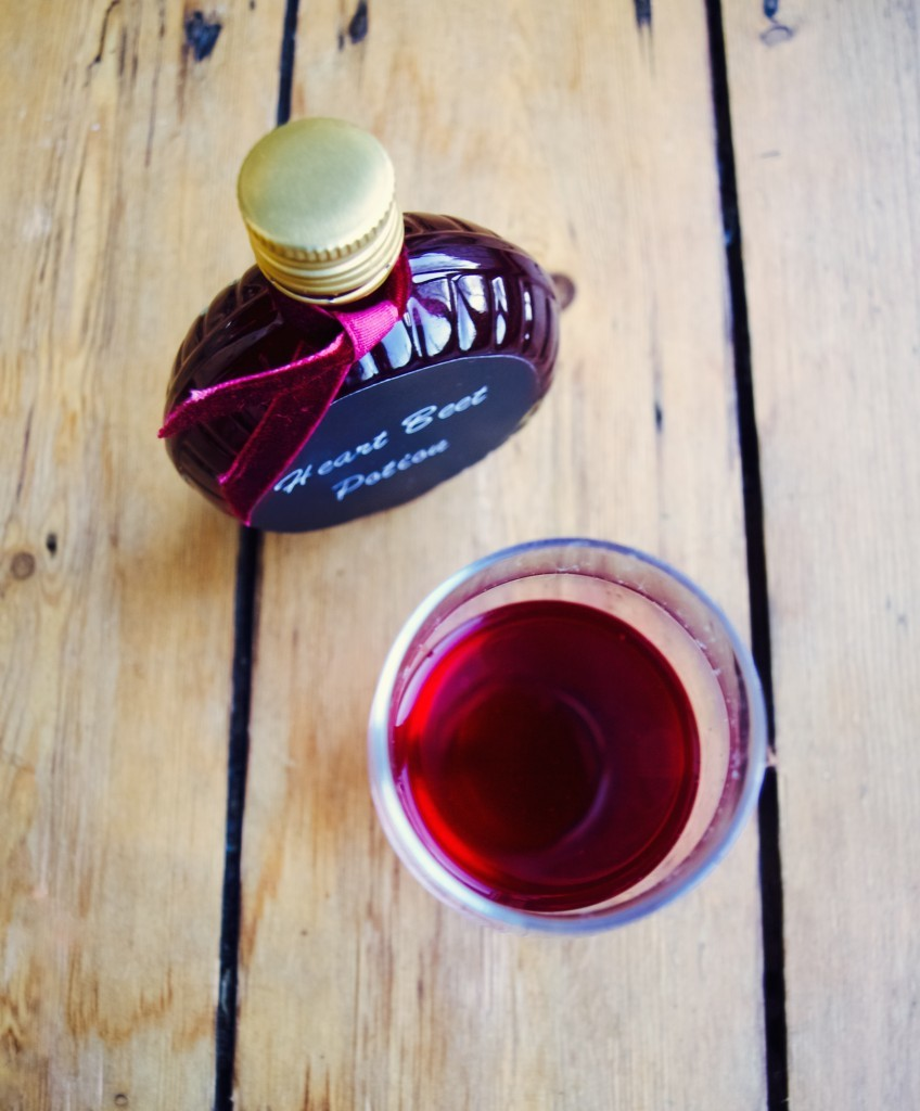 Heart Beet Potion recipe