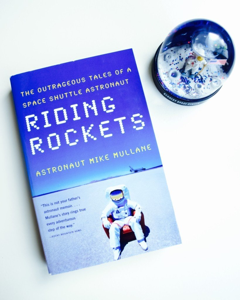 My thoughts on Astronaut Mike Mullane memoir