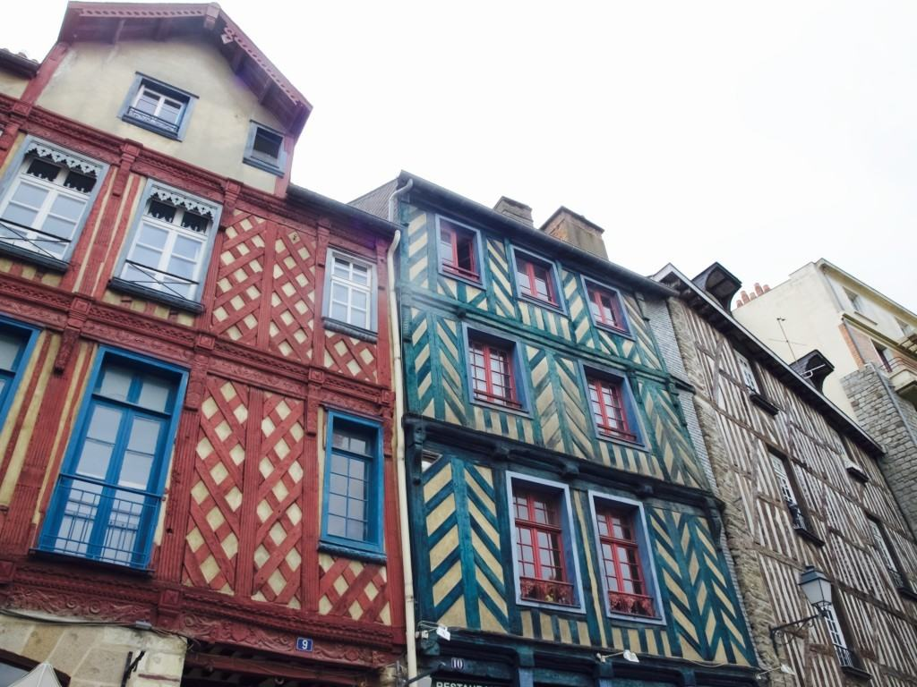 Our visit to Rennes