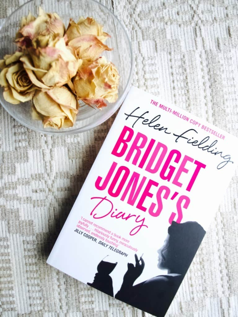 My thoughts on Bridget Jones's Diary book