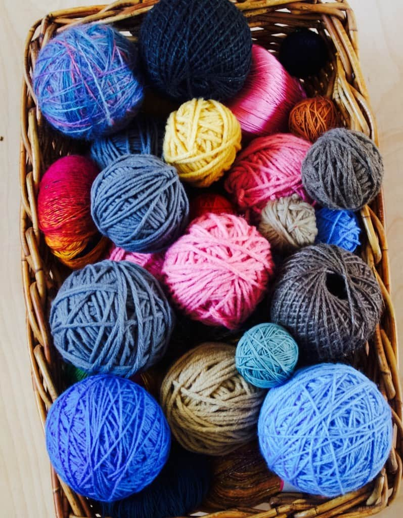 How I saved my yarn stash from a moth infestation