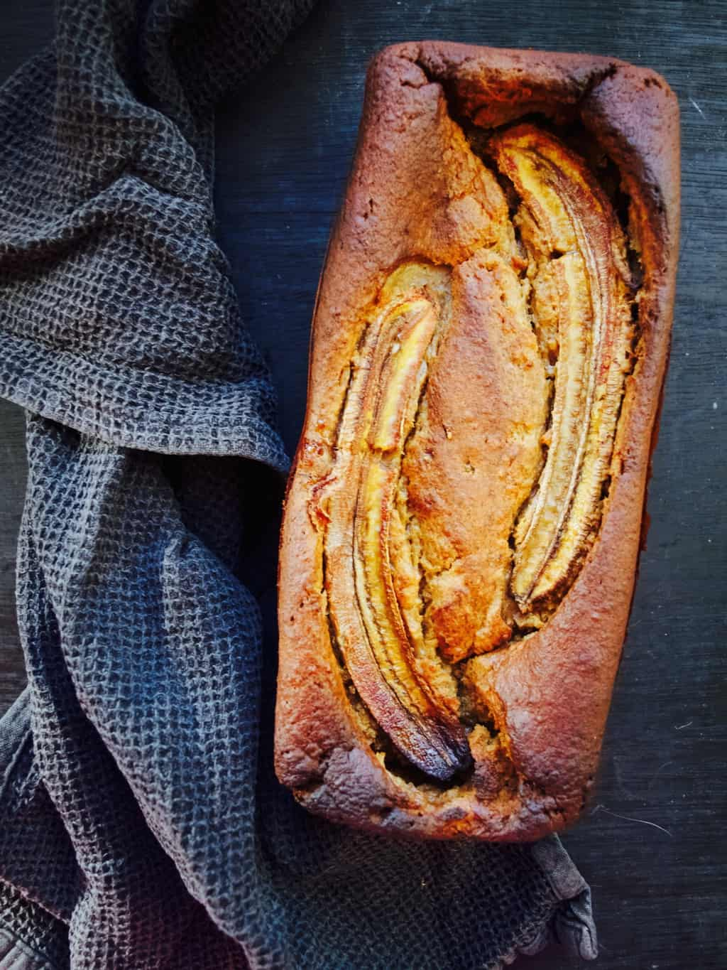 Breakfast banana bread recipe