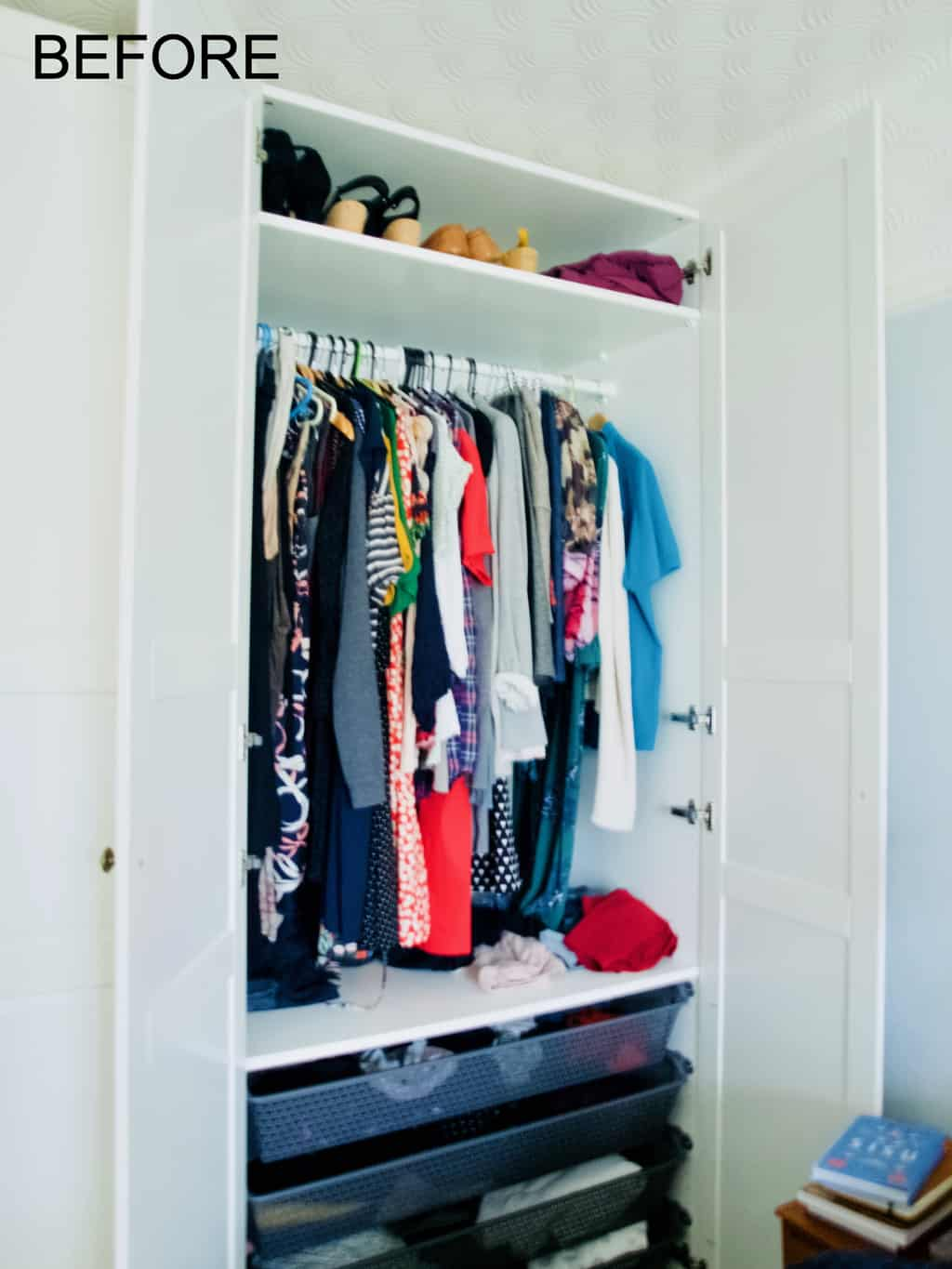 How I detoxed my wardrobe