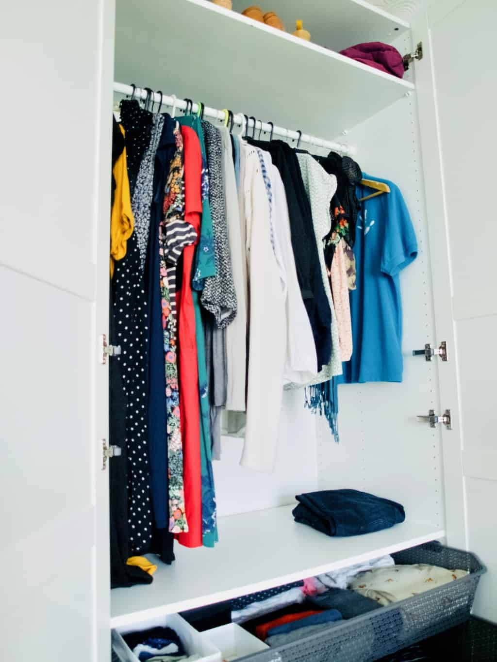 How I did my first wardrobe detox