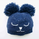 Kids Bear Hat